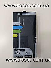 Внешний аккумулятор RemaxProda TIME PPL-19 PowerBank, 12000 mAh