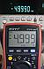 ZOYI ZT219 Защищённый Мультиметр NCV 19999 отсчётов True RMS тестер ( RM219, AN870 ) ZOTEK, фото 4