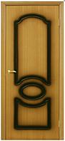 Дверное полотно  Виктория ПГ орех миланский