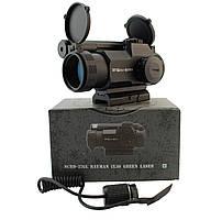 Коллиматорный прицел Vector Optics Rayman 1x30 Green Laser (SCRD-27GL)
