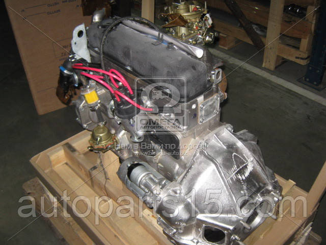 Двигатель УАЗ (А-92, 82 л.с., рычажным  сцеплением )  в сборе  (пр-во УМЗ). 4178.1000402-32. Ціна з ПДВ.