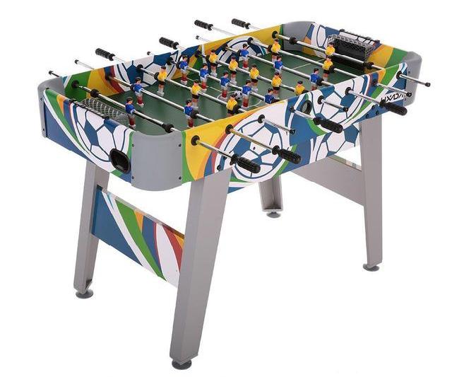 Настольный Футбол Европейского качества MD Sports - 120 х 60 х 78 см, кикер