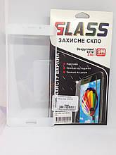 Защитное стекло Meizu M3e White