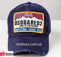 """Бейсбольная Кепка Dsquared2 С Нашивкой """"The Rockies"""" (Код: DS2)"""
