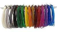 ABS пластик MYRIWELL для 3D ручки 1.75 мм набор 15 цветов по 5 метров (0H-ABS15-5)