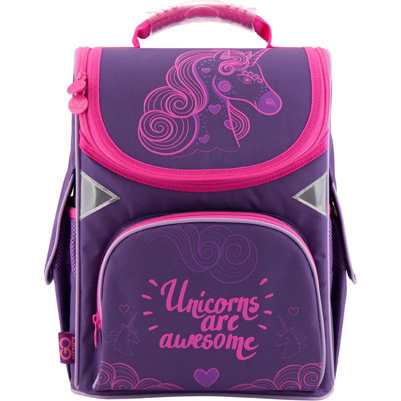 Рюкзак шкільний каркасний 5001S-7