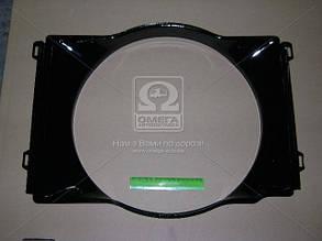 Кожух вентилятора УАЗ  с кронштейном  (пр-во УАЗ). 3741-1309010. Ціна з ПДВ.