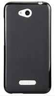 Чохол Utty U-TPU case HTC Desire 616 (V3) dual sim navy black, фото 1