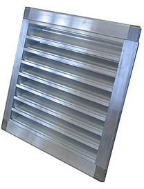 Решетки вентиляционные противодождевая ПДР