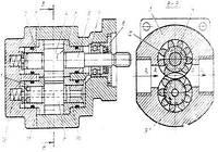 Проектирование объемного насоса
