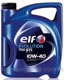 Масло моторное ELF evolution 700 STI 10W40 5 л