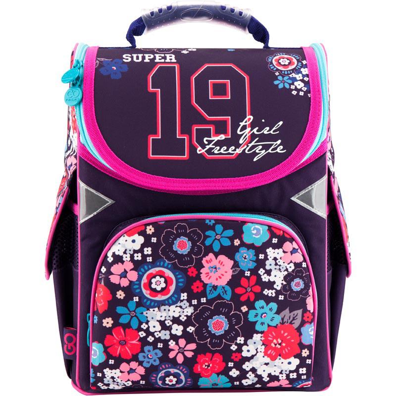 Рюкзак шкільний каркасний 5001S-10