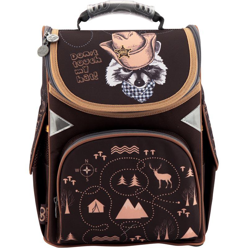 Рюкзак шкільний каркасний 5001S-12