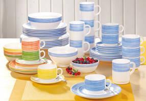 Склокерамічна посуд