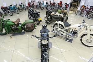 Запчасти к мотоциклам и мопедам