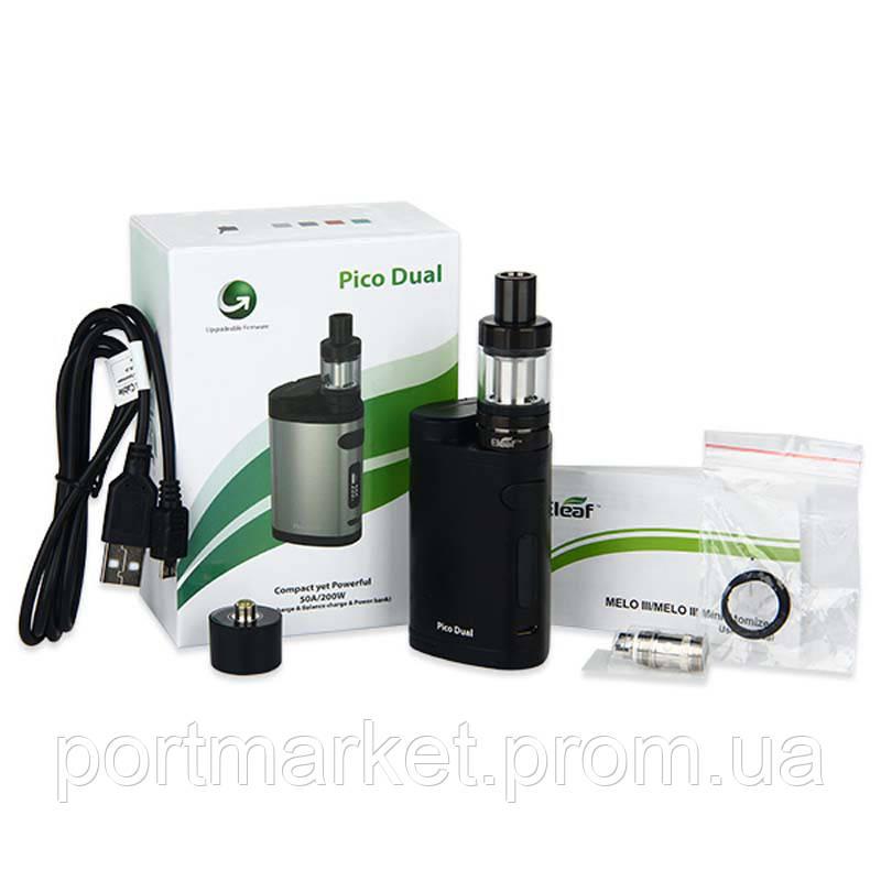 Электронная Сигарета Eleaf iStick Pico Dual 200w Kit Оригинал.