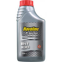 TEXACO HAVOLINE ULTRA V 5W-30 5л