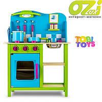 Деревянная кухня 04 марки Tobi Toys