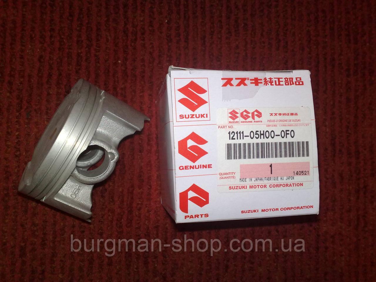 Поршень STD 400cc 07-09г Suzuki Burgman SkyWave 12111-05H00-0F0