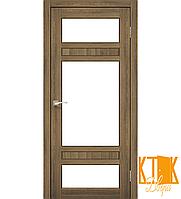 "Межкомнатная дверь коллекции ""Tivoli"" TV-05 (дуб браш)"
