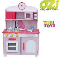 Деревянная кухня W75 марки TOBI TOYS