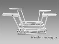 Механизм для стола-трансформера белый