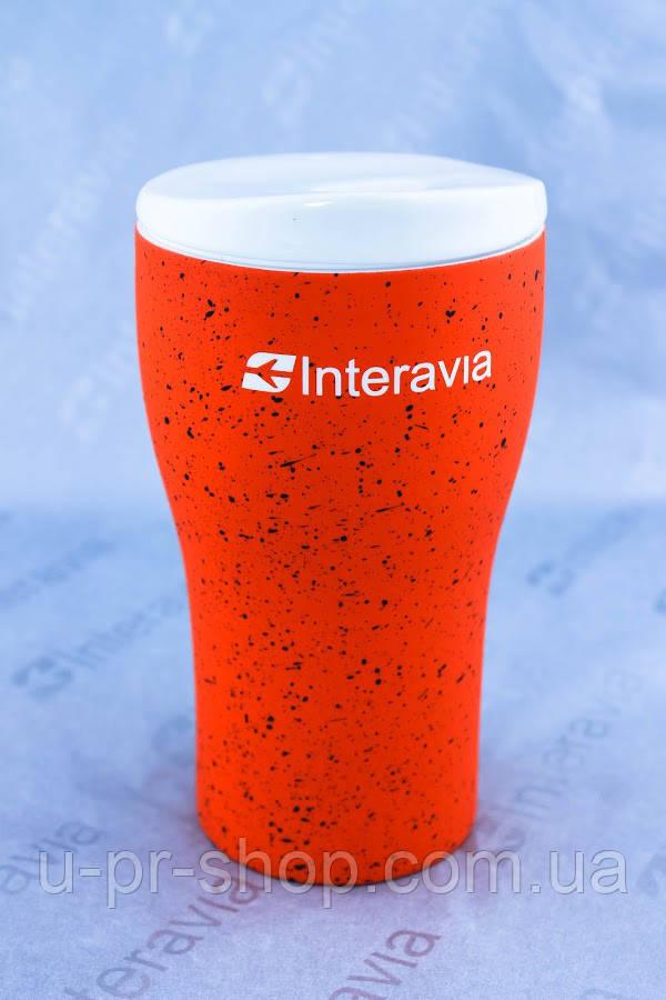 Чашки з логотипом