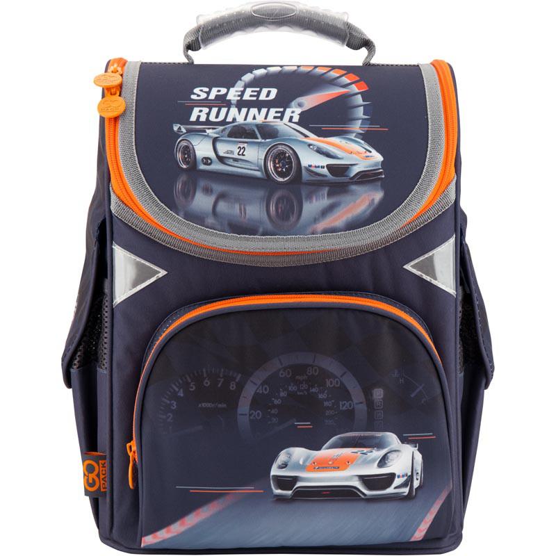 Рюкзак шкільний каркасний 5001S-19