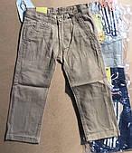 Котоновые брюки для мальчиков S&D оптом,2/3-6/7 лет.