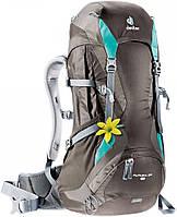 Рюкзак 24+2 л. для хайкинга, экскурсий, походов FUTURA 24 SL DEUTER, 34224 6461 коричневый