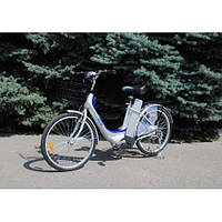 Электровелосипед ECO  Красный