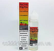 Pacha Mama Fuji Apple Strawberry Nectarine 60мл (3 мг/мл)