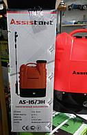 Аккумуляторный опрыскиватель Assistant AS-16/3H, фото 3