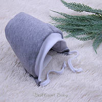 """Теплая шапочка для новорожденного """"Baby"""""""