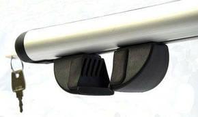 Багажник на крышу с аэродинамической поперечиной TERRA AERO 1.1м, фото 2