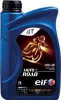 Масло моторное ELF MOTO ROAD 4T 1л