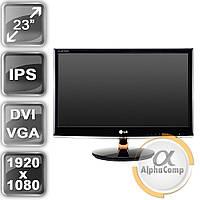 """Монитор 23"""" LG IPS236V-PN (IPS/16:9/VGA/DVI/HDMI/FullHD) class A б/у"""