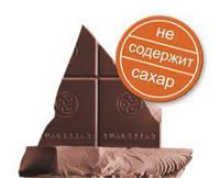 Темный шоколад без добавления сахара Callebaut (5 кг)