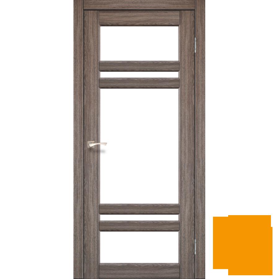 """Міжкімнатні двері колекції """"Tivoli"""" TV-06 (дуб грей)"""