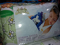 Детский комплект Ода одеяло (140*110) и подушка (40*60)