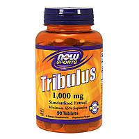 Бустер тестостерона Now Tribulus 1000 mg (90 tabs)