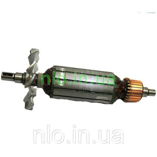 Якорь болгарки 115 интеркрен (151,5*31,5 шпонка 8мм)