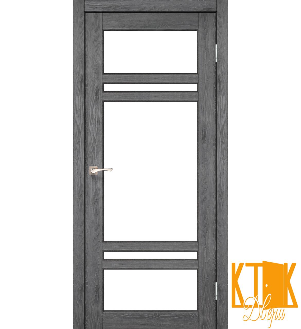 """Межкомнатная дверь коллекции """"Tivoli"""" TV-06 (дуб марсала)"""