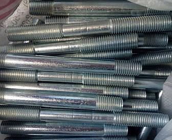 Шпилька М36 ГОСТ 22040-76, ГОСТ 22041-76, DIN 940 з ввинчиваемым кінцем довжиною 2,5 d