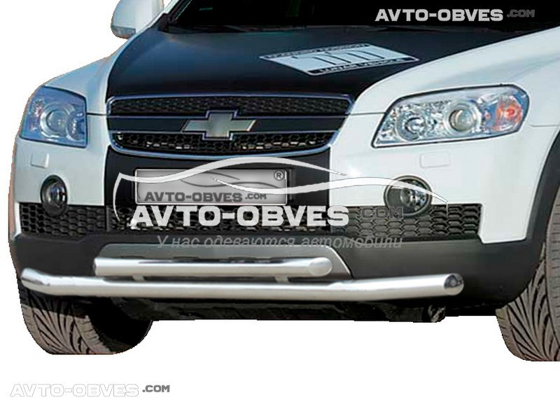 Захисна дуга подвійна для Chevrolet Captiva 2006-2012, вироб. Туреччина