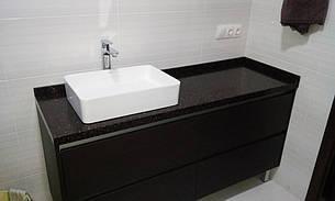 Стільниця у ванну з акрилу Tristone TS202, фото 2