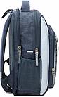 Рюкзак школьный Гоночные машины, фото 2