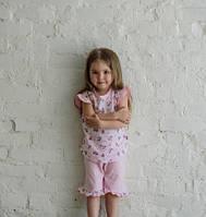 """Детская пижама """"Пони"""". Размеры 92-122"""