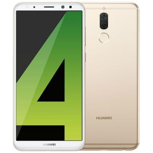 "Смартфон Huawei Mate 10 lite 4/64Gb (RNE-L21) GOLD, 16+2/13+2Мп, 5.9"" IPS, 2 sim, 4G, 3340мАh"