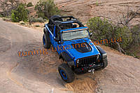 Комплект защитных накладок для Jeep WranglerJK 2007, фото 1